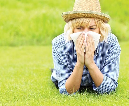 alergijski rinitis