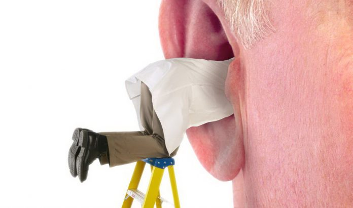 pritisak u ušima