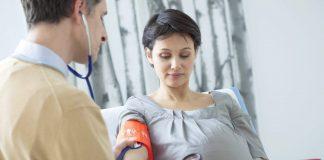 visok krvni pritisak u trudnoći