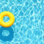 čista voda u bazenima