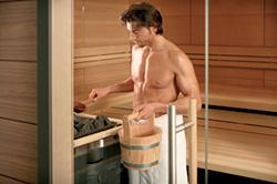 Saune, zdrav predah od stresa