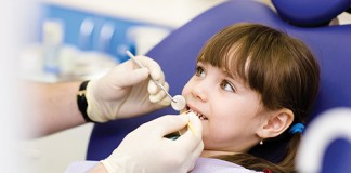 Prvi put kod stomatologa