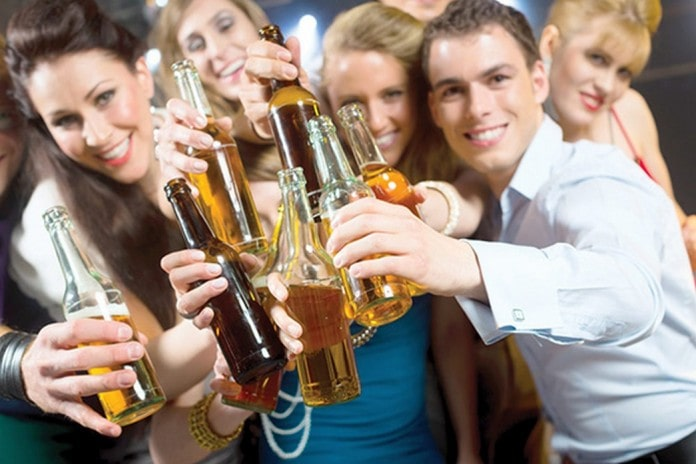 Alkoholizam kod mladih