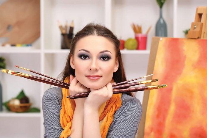 art terapija