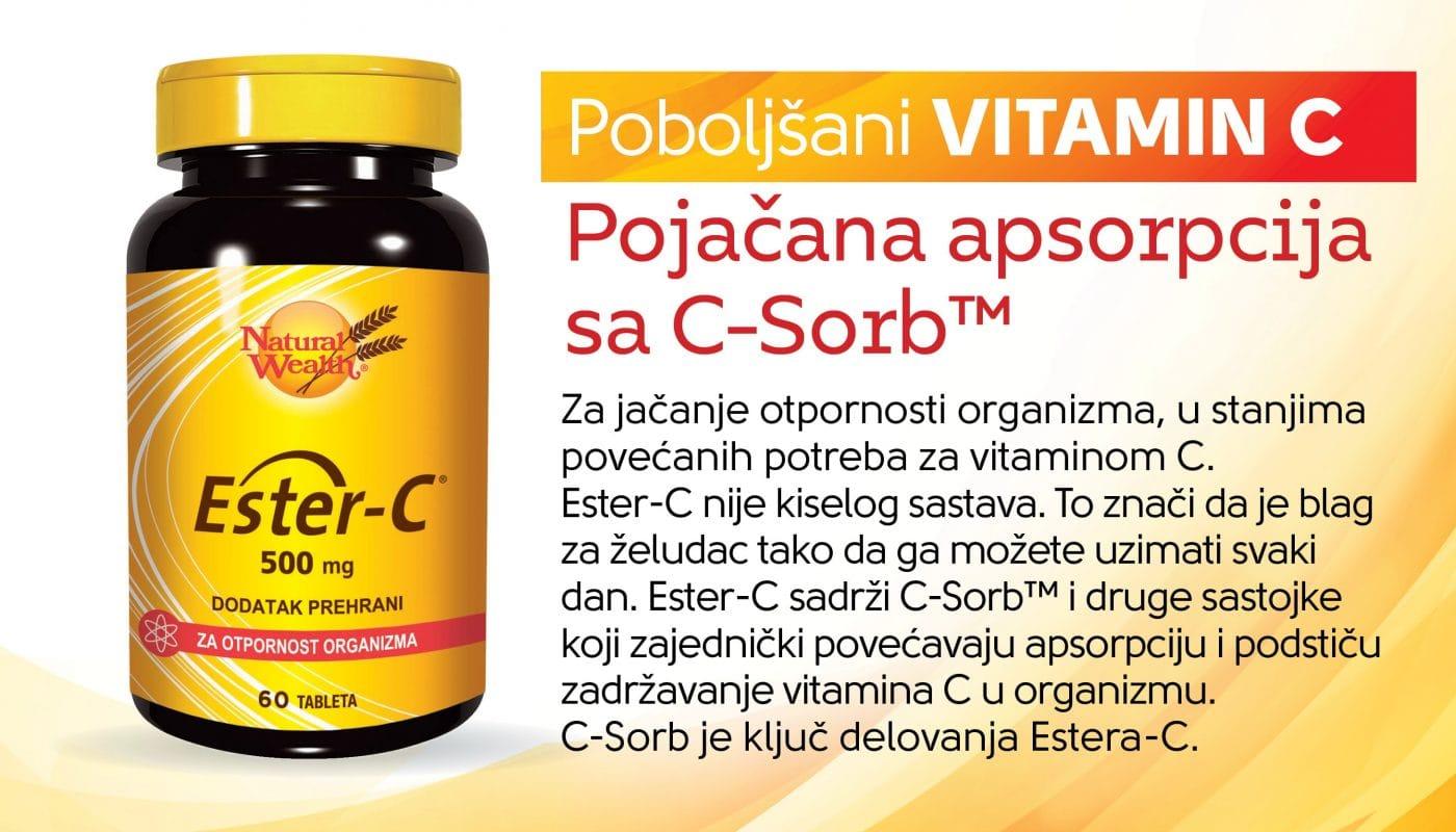 Vitamin C poboljšan