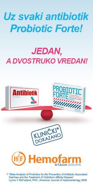 Baner-probiotik