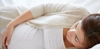 trudnica spavanje
