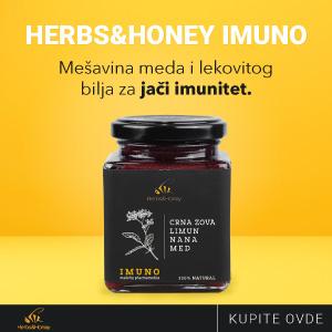 herbs ishrana